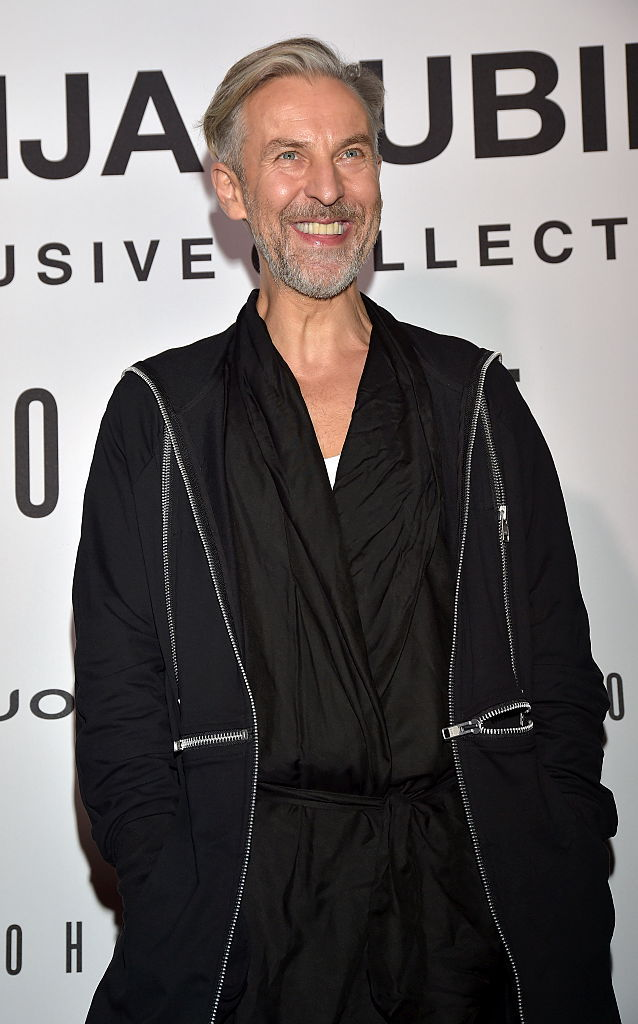 WARSAW, POLAND  NOVEMBER 6: (SOUTH AFRICA AND POLAND OUT) Robert Kupisz attends a gala launch for Anja Rubik's range for the Mohito SS15 collection on November 6, 2014 at Ufficio Primo in Warsaw, Poland.  (Photo by Adam Jagielak/Getty Images Poland/Getty Images)