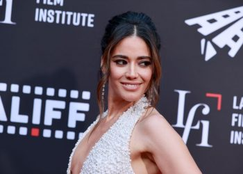 """HOLLYWOOD, CALIFORNIA - JUNE 02: Edy Ganem attends the opening night premiere of """"7th & Union"""" during the 2021 Los Angeles Latino International Film Festival at TCL Chinese Theatre on June 02, 2021 in Hollywood, California. (Photo by Emma McIntyre/Getty Images)"""