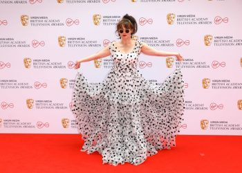LONDON, ENGLAND - JUNE 06: Helena Bonham Carter attends the Virgin Media British Academy Television Awards 2021 at Television Centre on June 06, 2021 in London, England. (Photo by Tim P. Whitby/Getty Images)