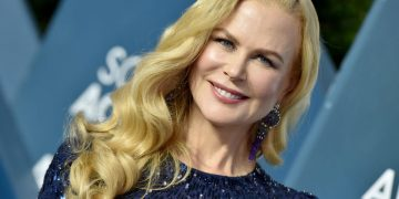 LOS ANGELES, CALIFORNIA - JANUARY 19: Nicole Kidman attends the 26th Annual Screen Actors Guild Awards at The Shrine Auditorium on January 19, 2020 in Los Angeles, California. (Photo by Axelle/Bauer-Griffin/FilmMagic)